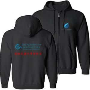 The Academy of Acupuncture & Worldwide Healthcare Initiative hoodies